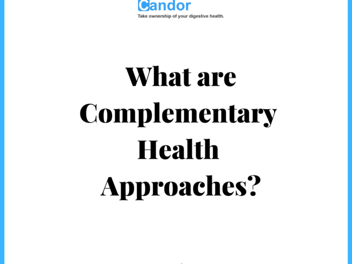 Complementary Health Approaches