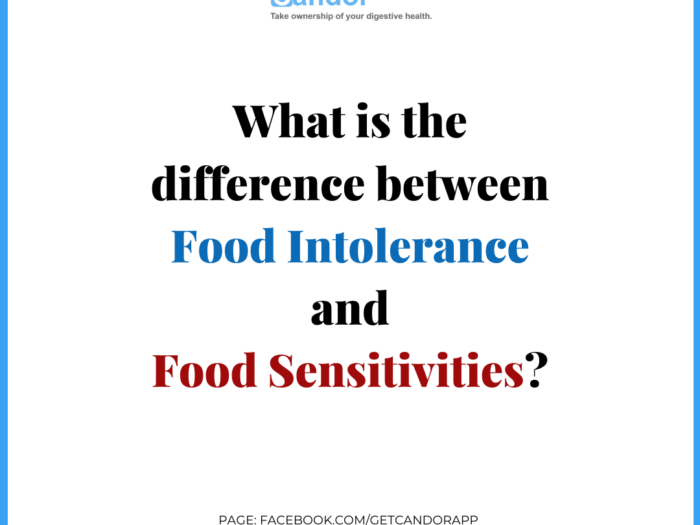 Difference Between Food Intolerance and Food Sensitivities